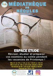 Espace étude