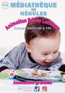 Animation bébés lecteurs
