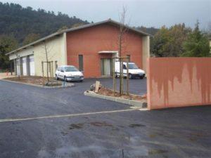 Centre Technique Municipal (Chemin de la Guisette)