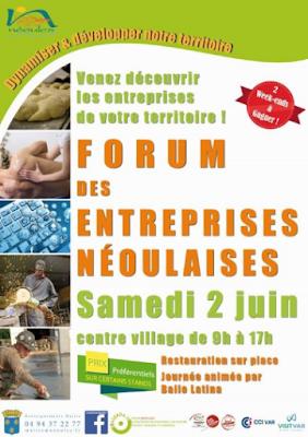 Forum des entreprises néoulaises