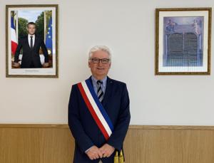 Christian RYSER Maire de Néoules