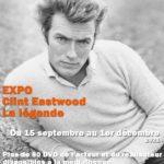 Exposition «Clint Eastwood la légende»